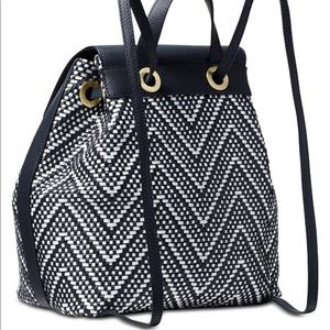 acf45633c28f7f Michael Kors Bags - 🌹SALE MICHAEL KORS Junie Chevron Leather Backpack